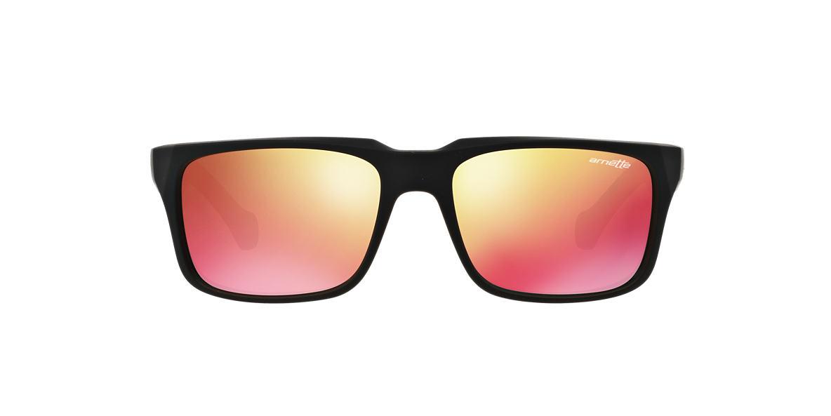 ARNETTE Black AN4211 55 Red lenses 55mm