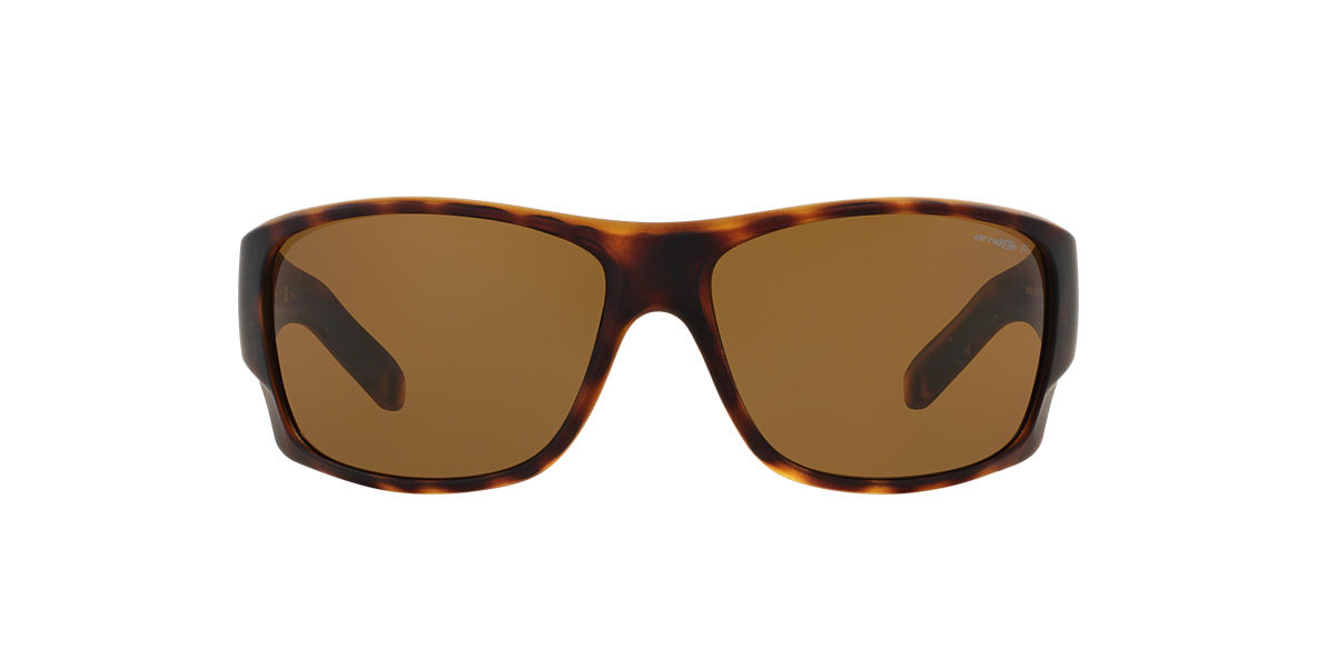 ARNETTE Brown AN4215 Brown polarised lenses 66mm