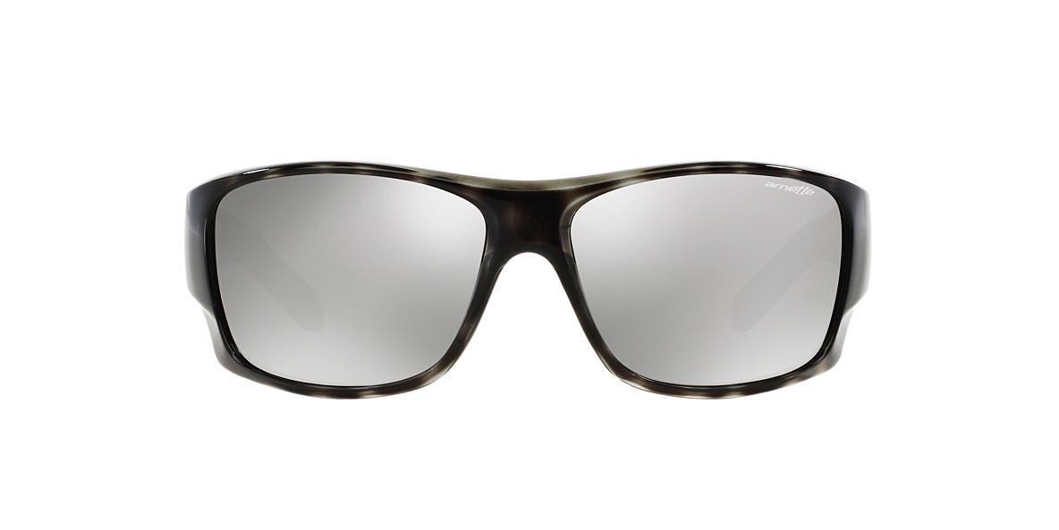 ARNETTE Brown AN4215 66 Silver lenses 66mm