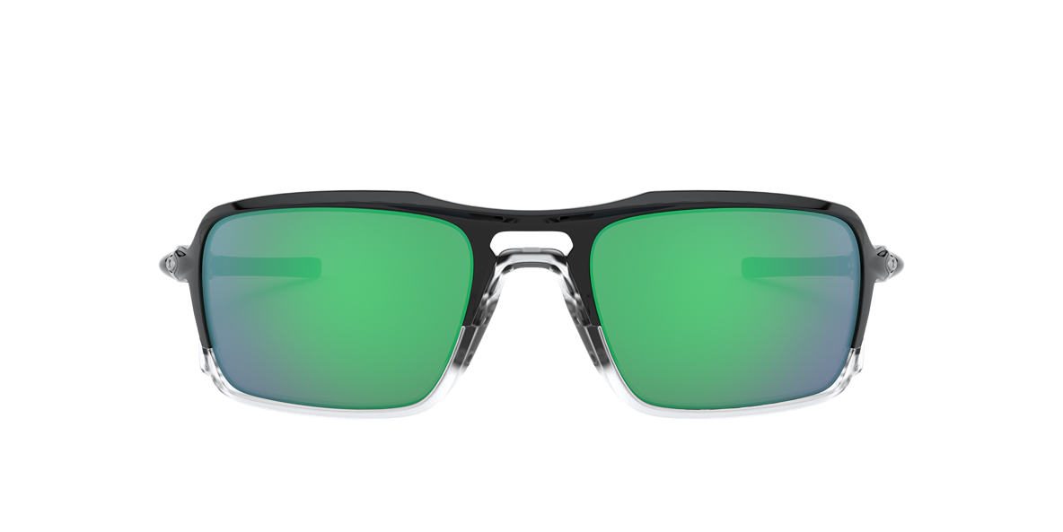 OAKLEY Black TRIGGERMAN Green lenses 59mm