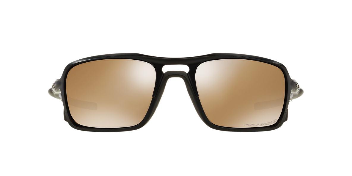 OAKLEY Black Matte OO9266 59 TRIGGERMAN Bronze polarized lenses 59mm