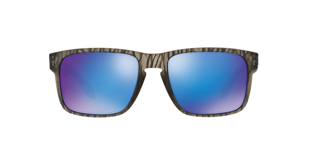 OAKLEY Grey OO9102 HOLBROOK Blue lenses 55mm