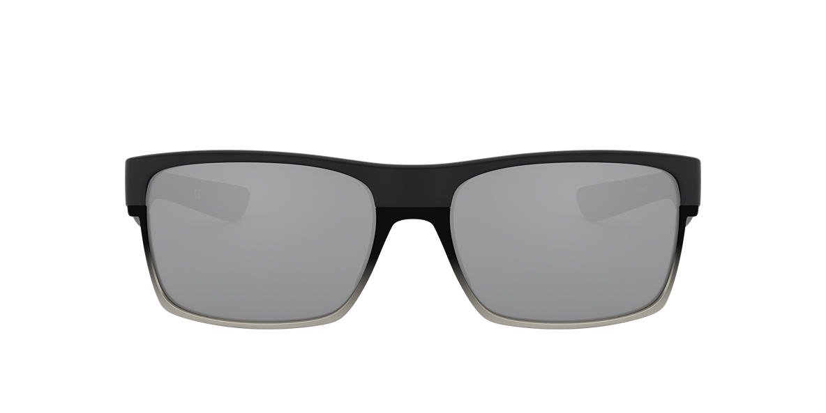 OAKLEY Black Matte OO9189 TWOFACE Silver lenses 60mm
