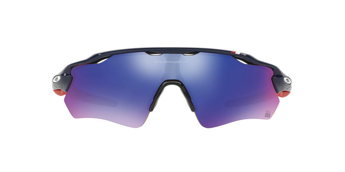 OAKLEY Blue OO9208 38 RADAR EV PATH Black lenses 38mm