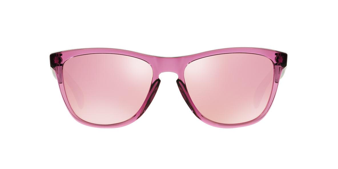 OAKLEY Pink OO9013 FROGSKIN Pink lenses 55mm