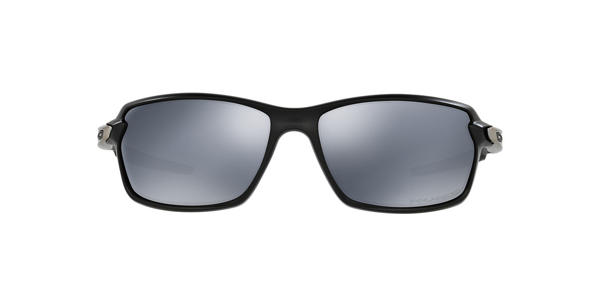 OAKLEY Black CARBON SHIFT Grey polarised lenses 62mm