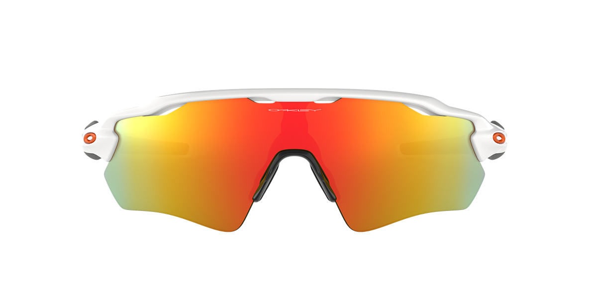 OAKLEY White OO9208 38 RADAR EV PATH Yellow lenses 38mm