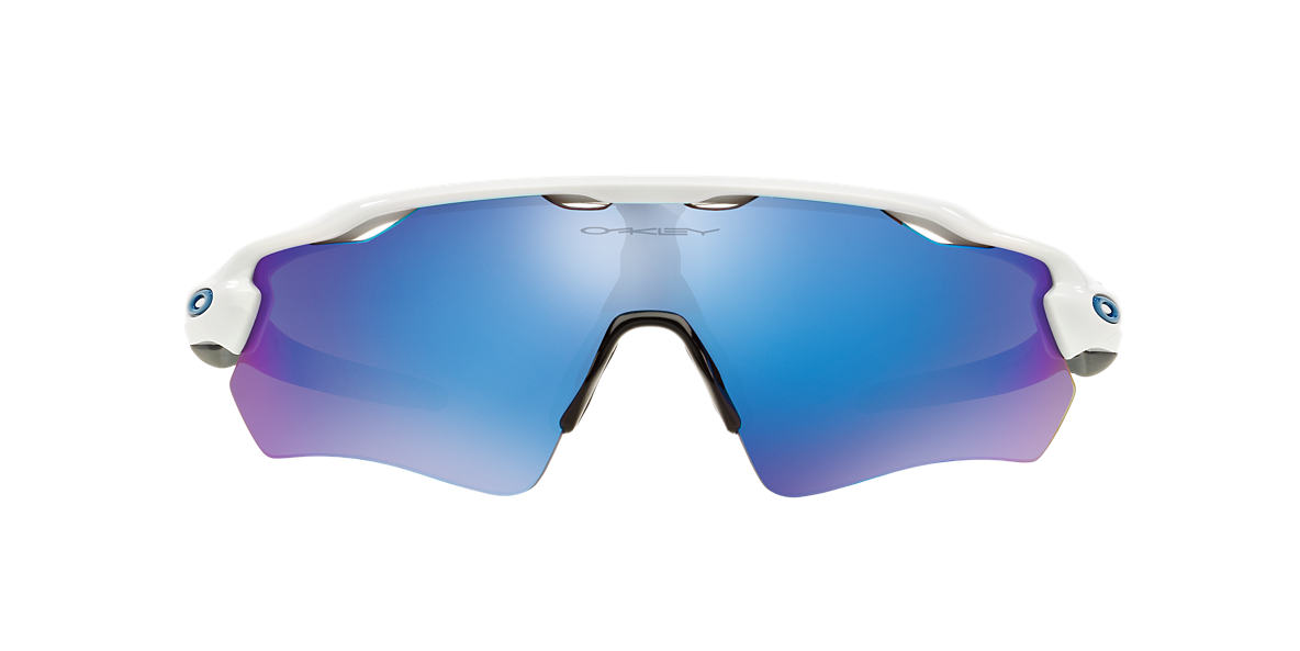 OAKLEY White OO9208 38 RADAR EV PATH Blue lenses 38mm