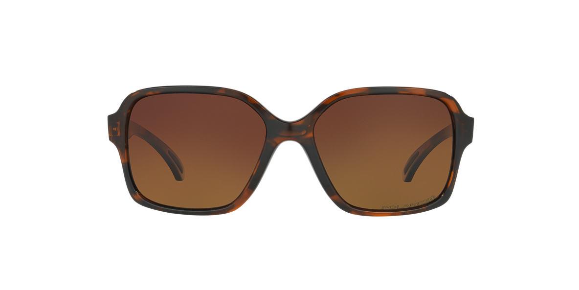 OAKLEY WOMENS Tortoise OO9312 54 PROXY Brown polarized lenses 54mm