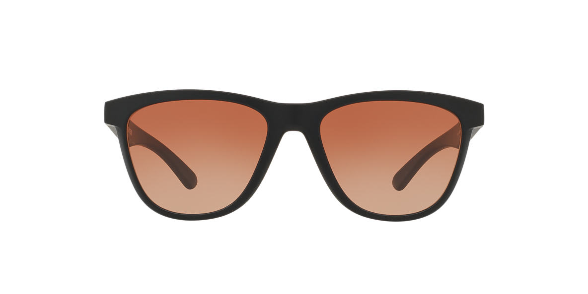 OAKLEY WOMENS Black Matte OO9320 53 MOONLIGHTER Brown lenses 53mm