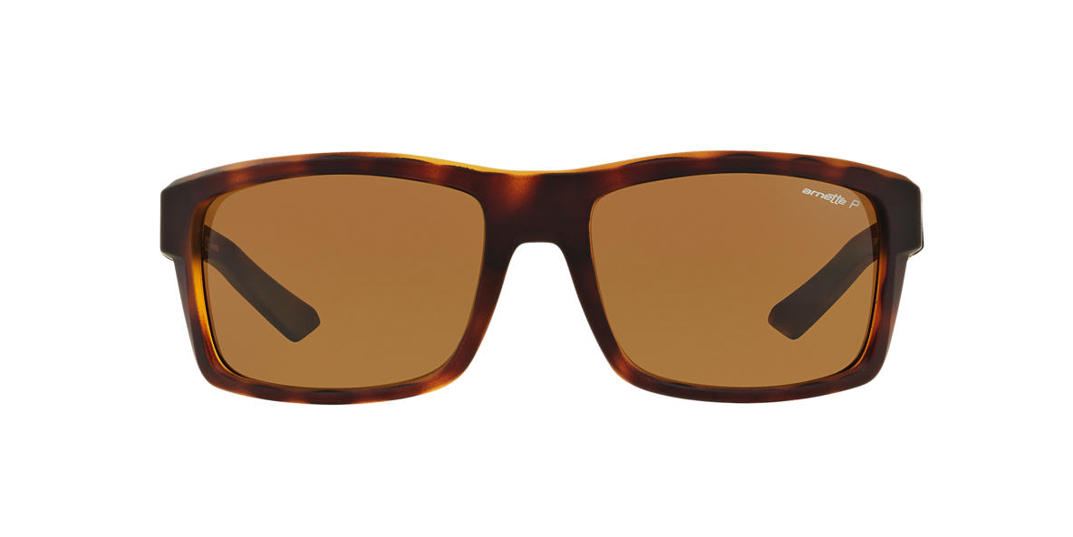 ARNETTE Brown AN4216 Brown polarised lenses 61mm