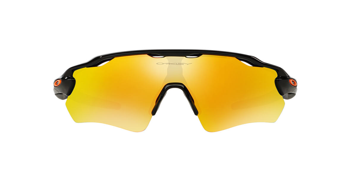 OAKLEY Black OO9208 38 RADAR EV PATH Orange lenses 38mm