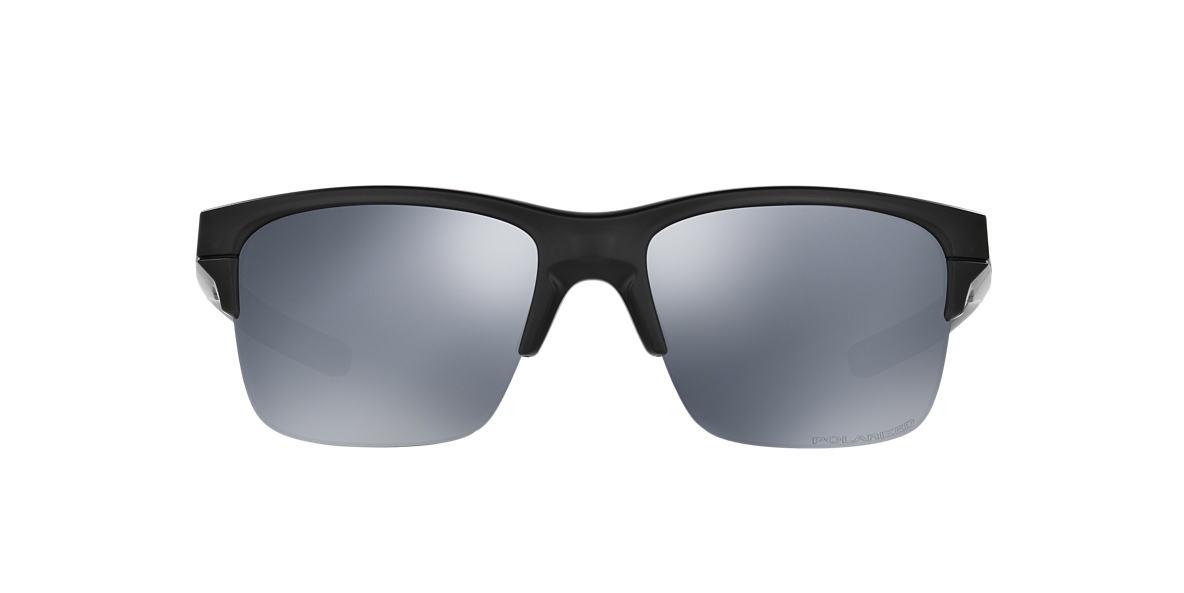 OAKLEY Black Matte OO9316 63 THINLINK Black polarized lenses 63mm