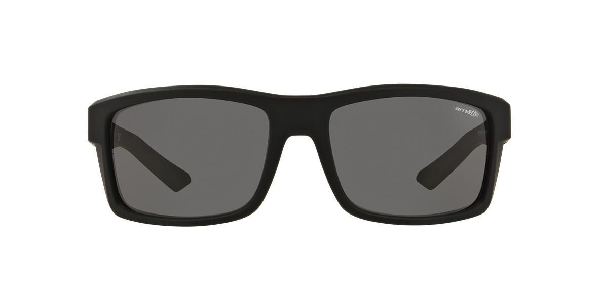 ARNETTE Black AN4216 Grey lenses 61mm