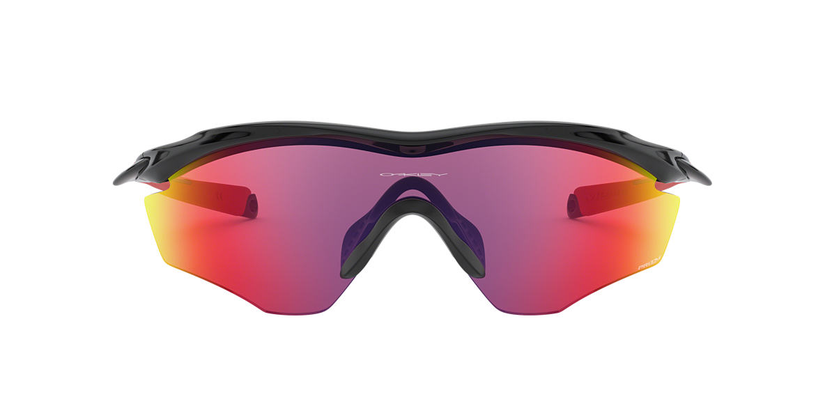 OAKLEY Black OO9343 45 M2 FRAME XL Red lenses 45mm