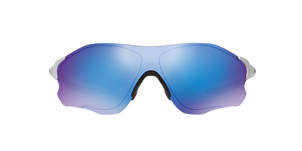 OAKLEY Silver OO9308 38 ZERO 0.8 Blue lenses 38mm
