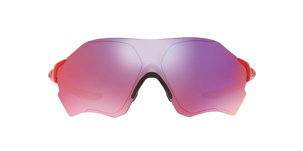 OAKLEY Red OO9327 38 ZERO 0.9 Red lenses 38mm