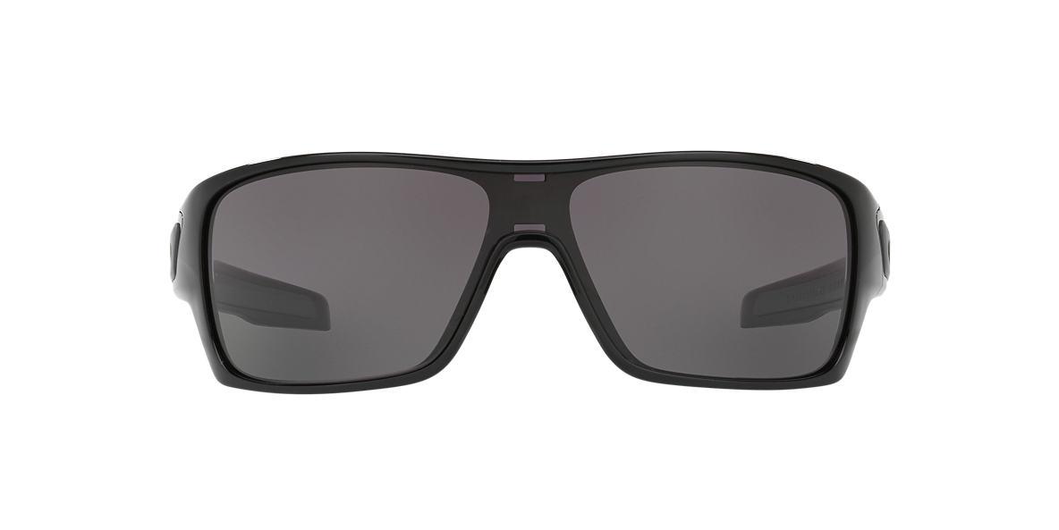 OAKLEY Black OO9307 32 TURBINE ROTOR Grey lenses 32mm