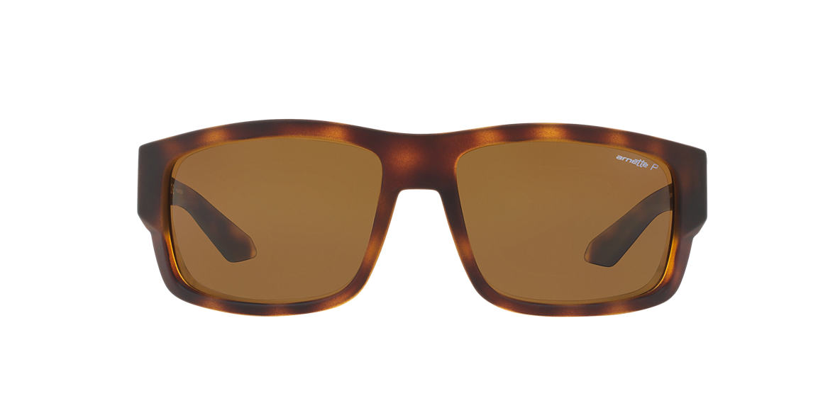 ARNETTE Brown AN4221 62 GRIFTER Brown polarised lenses 62mm