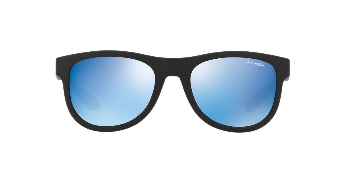ARNETTE Black AN4222 54 CLASS ACT Blue lenses 54mm