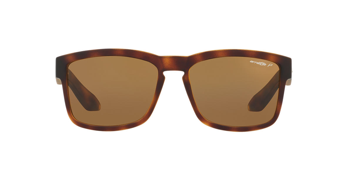 ARNETTE Brown TURF_0AN4220 Brown polarised lenses 57mm