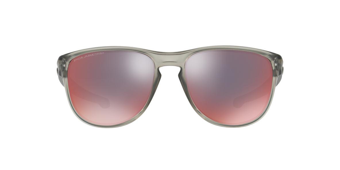OAKLEY Grey OO9342 57 SLIVER R Orange polarized lenses 57mm