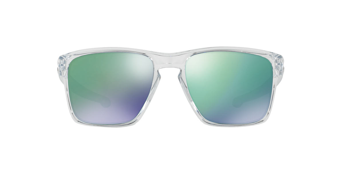 OAKLEY Clear OO9341 57 SLIVER XL Green lenses 57mm