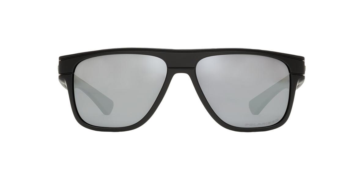 OAKLEY Black Matte OO9199 BREADBOX Black polarized lenses 56mm