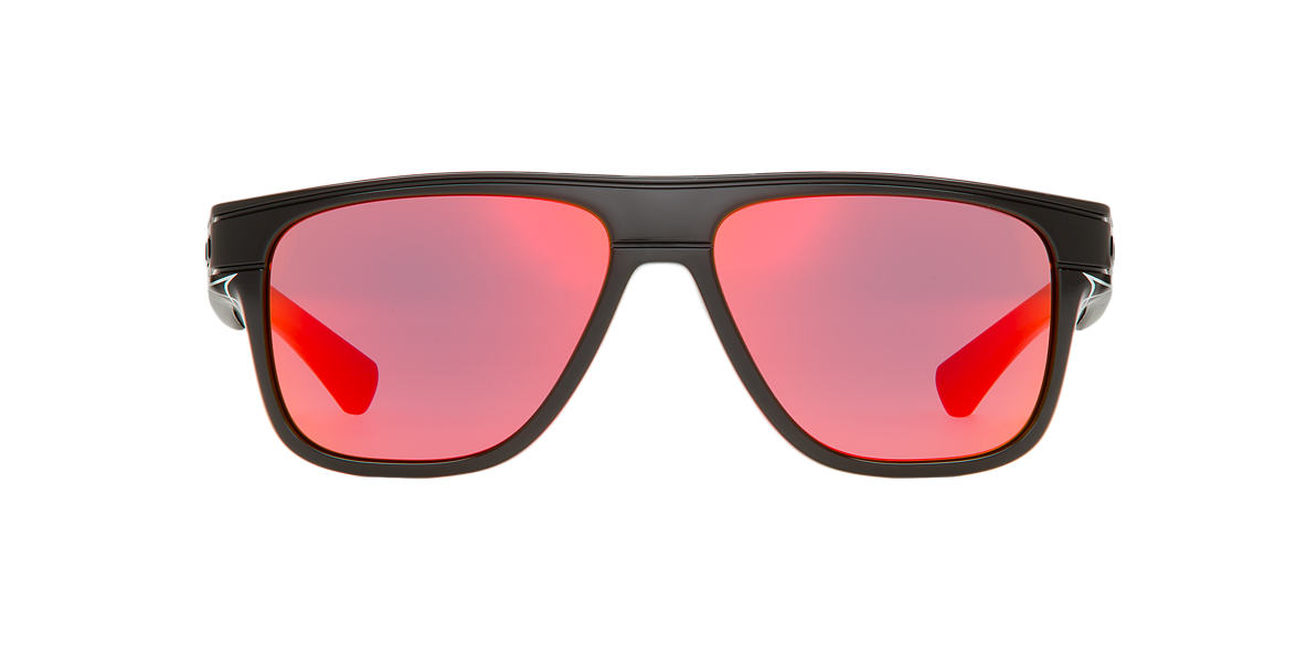 OAKLEY Multicolor OO9199 BREADBOX Red lenses 56mm