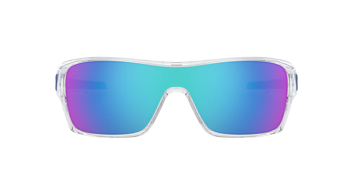 OAKLEY Clear OO9307 32 TURBINE ROTOR Blue lenses 32mm