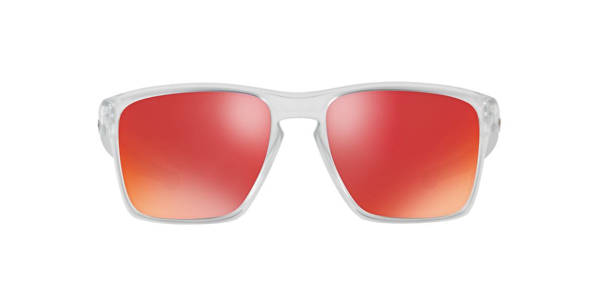OAKLEY Clear OO9341 57 SLIVER XL Pink lenses 57mm