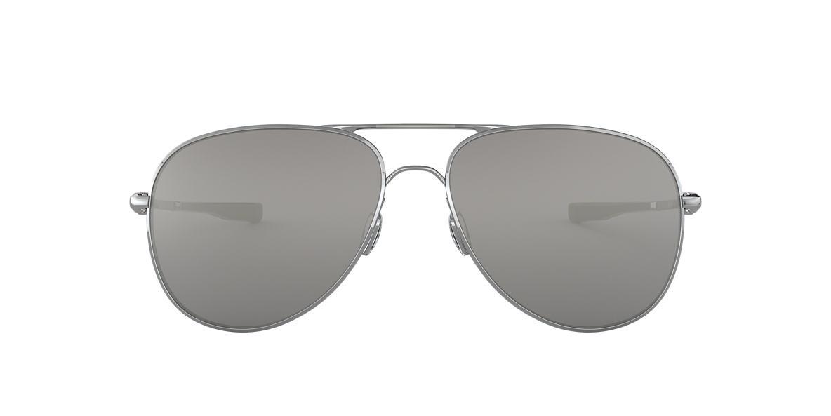 oakley silver aviators