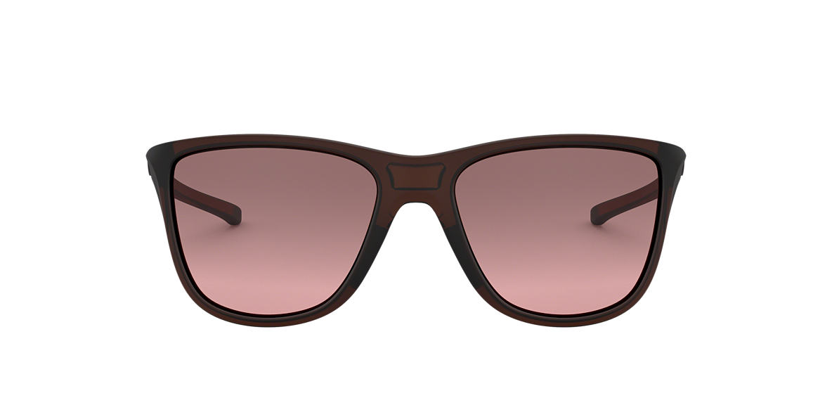 OAKLEY WOMENS Pink OO9362 55 REVERIE Black lenses 55mm