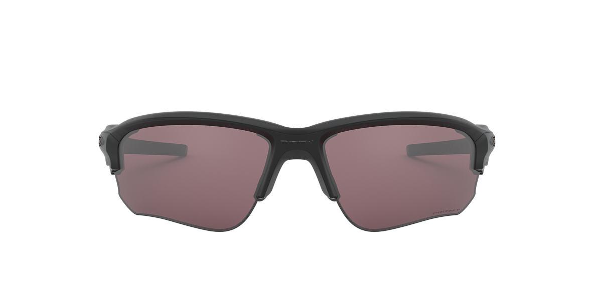 OAKLEY Black Matte OO9364 67 FLAK DRAFT Black polarized lenses 67mm