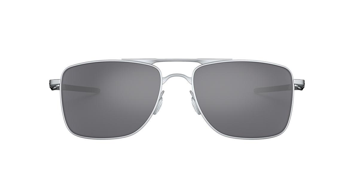 OAKLEY Grey OO4124 62 GAUGE 8 Black polarized lenses 62mm
