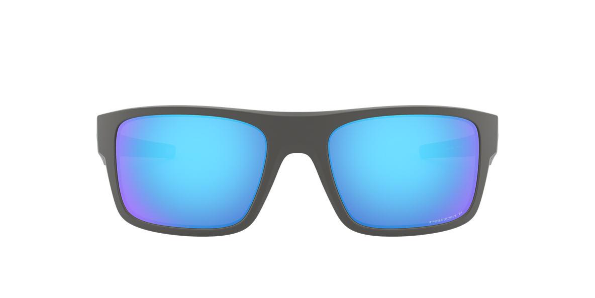 OAKLEY Grey OO9367 60 DROP POINT Blue polarized lenses 60mm
