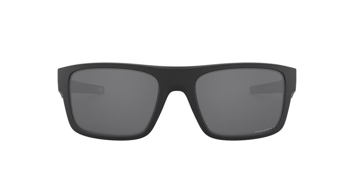 OAKLEY Black Matte OO9367 60 DROP POINT Black polarized lenses 60mm
