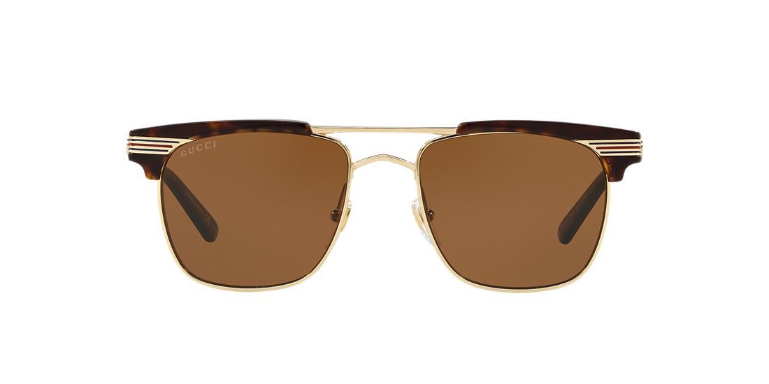 60626a026a22a Óculos de Sol Gucci GC001132 GG0287S   Sunglass Hut