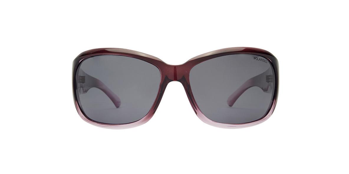 CANCER COUNCIL Pink/Purple TCC10421131 Grey polarised lenses 99mm