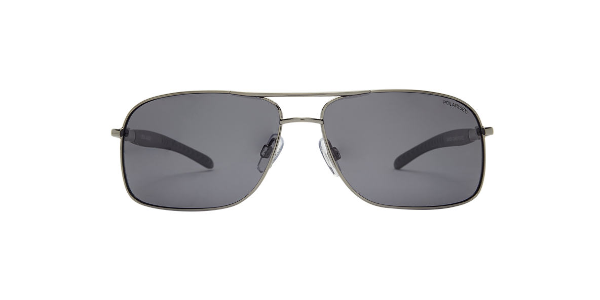 CANCER COUNCIL Silver TCC10473031 Grey polarised lenses 99mm