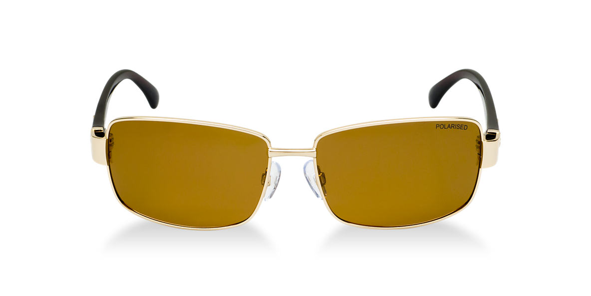 CANCER COUNCIL Gold TCC1303919 Gold polarised lenses 60mm