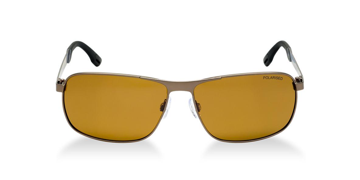 CANCER COUNCIL Bronze TCC1303928 Brown polarised lenses 58mm