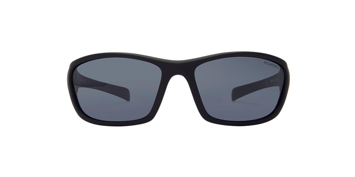 CANCER COUNCIL Black TCC1303953 Grey polarised lenses 59mm