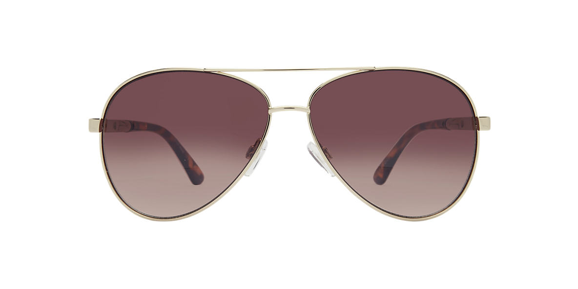 SEAFOLLY Gold SEA1312517 Brown lenses 54mm