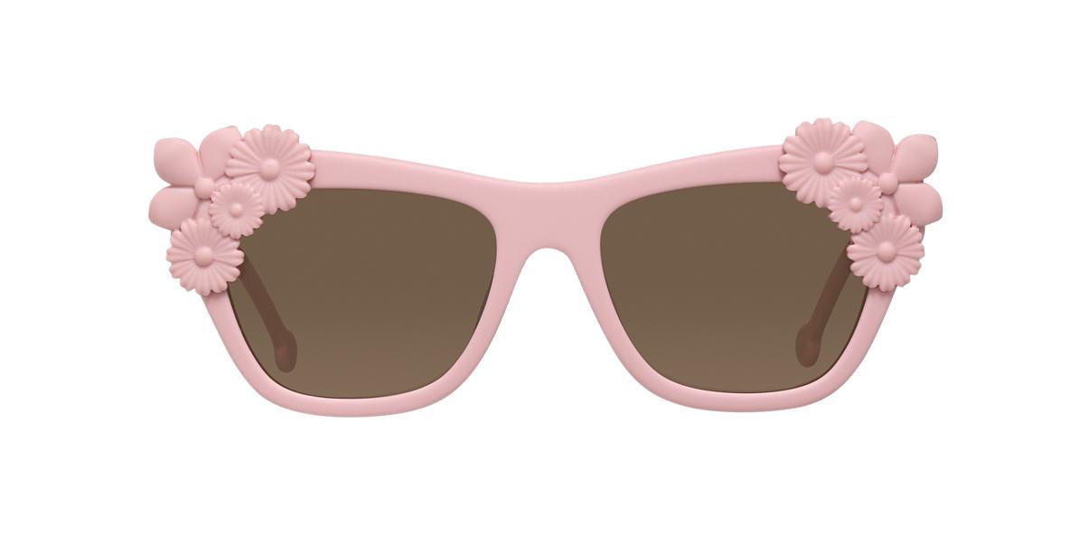 PREEN Pink PRN1613355 53 Brown lenses 53mm
