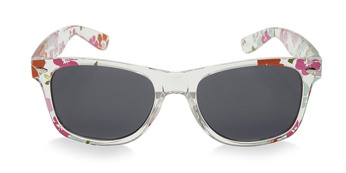 RUKKU Clear/White R1015P Grey lenses 45mm
