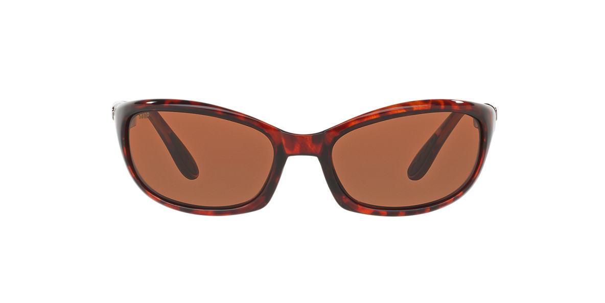 COSTA DEL MAR Tortoise HARPOON 06S000026 62  polarized lenses 62mm