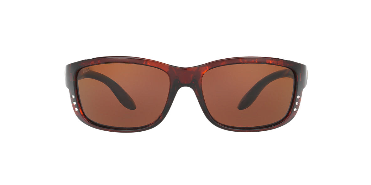 COSTA DEL MAR Tortoise ZANE 61  polarized lenses 61mm