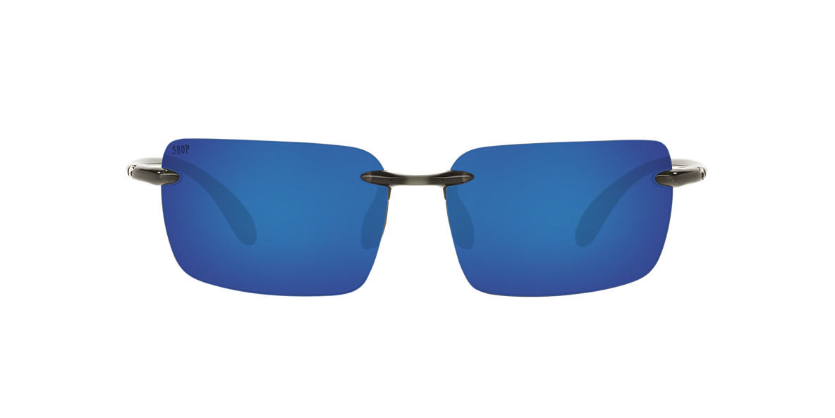 COSTA DEL MAR Grey CAYAN 65 Blue polarized lenses 65mm