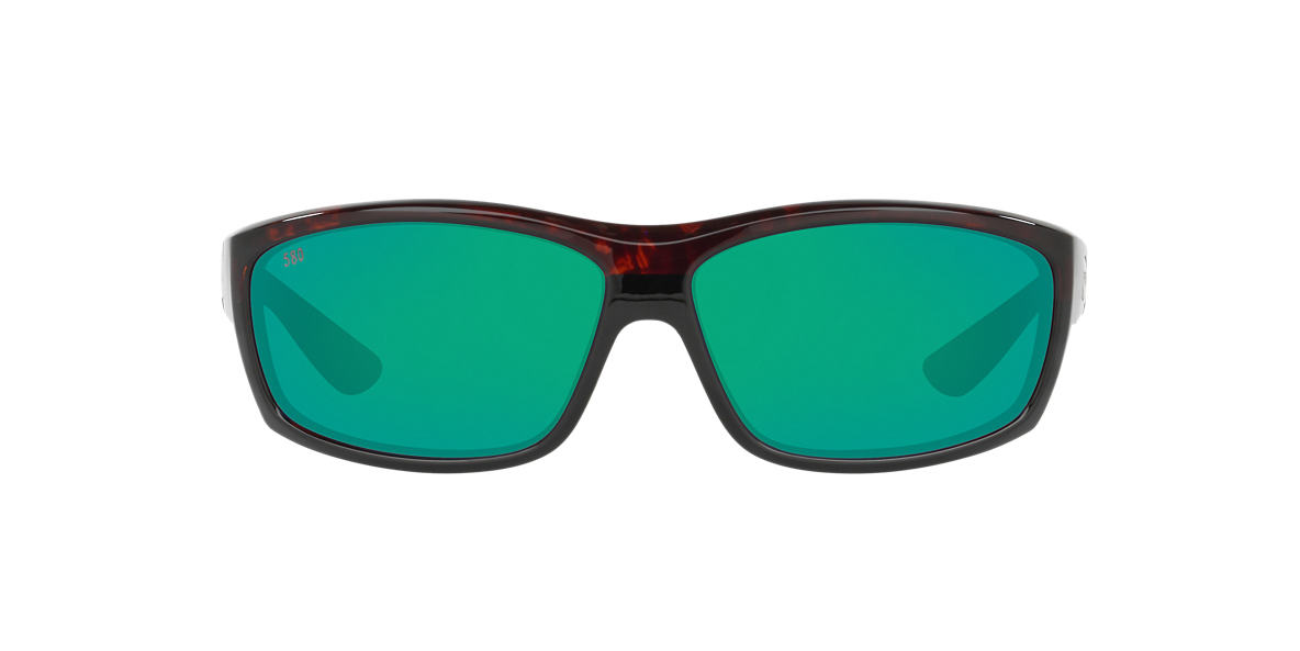 COSTA DEL MAR Tortoise SALTBREAK 65 Green polarized lenses 65mm